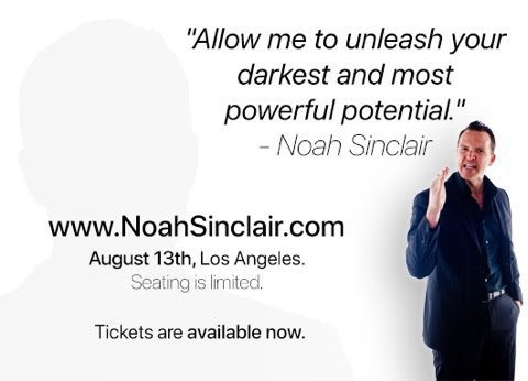 Noah Sinclair The System - The Lust Experience - Seminar - Interview