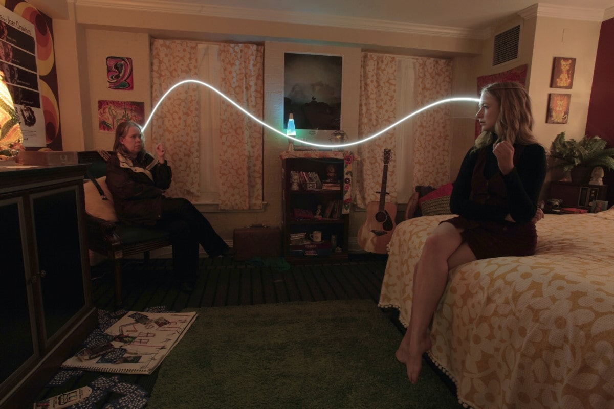 In Another Room, Immersive theatre, e3w productions, ghost, maria olsen, katie peabody
