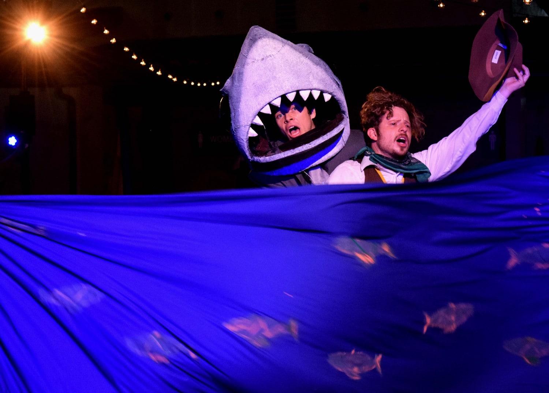 Señor Plummer's Final Fiesta, Rogue Artists Ensemble West Hollywood Arts Division Immersive Theater Sandbox Plummer Park Los Angeles