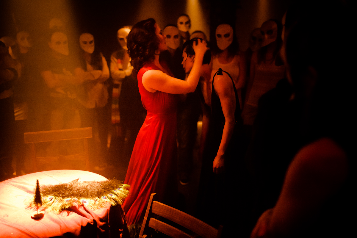 Sleep No More | Punchdrunk
